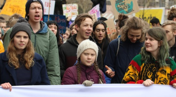 Eén dag voor wereldactiedag wordt Greta Thunberg genomineerd voor Nobelprijs