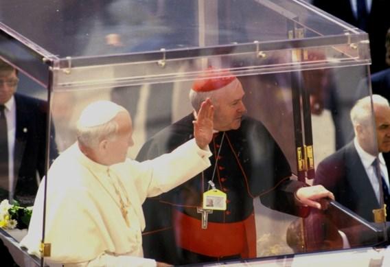 'Danneels was wellicht te links om paus te kunnen worden'
