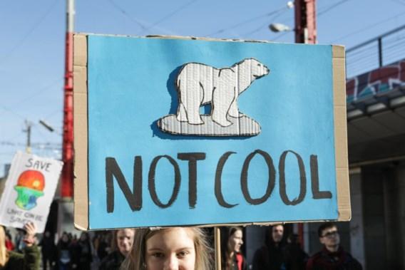 Klimaatmars wordt verplichte buitenschoolse activiteit