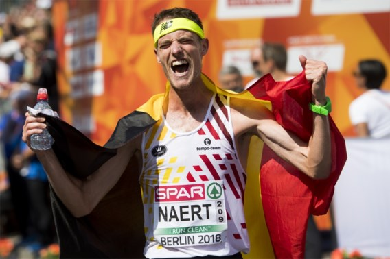 Marathonloper Koen Naert mikt in Rotterdam op recordtijd en olympisch ticket
