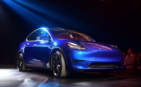 Nieuwe Tesla-SUV in 2020