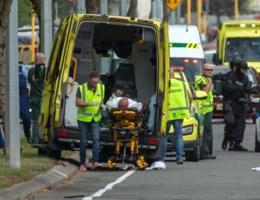 Minstens 49 doden bij aanslag in Nieuw-Zeeland