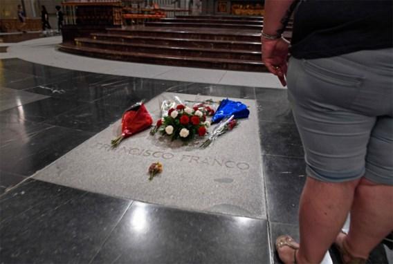 Stoffelijk overschot Franco wordt op 10 juni herbegraven