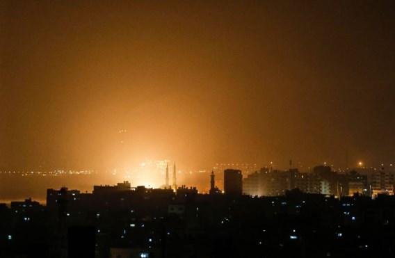 Israël reageert op raketten uit Gaza