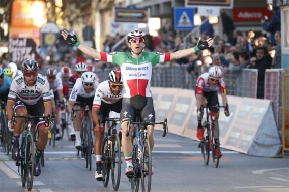 Deceuninck - Quick Step viert voor tweede dag op rij in Tirreno-Adriatico: deze keer wint Viviani massasprint, zege nummer 17...