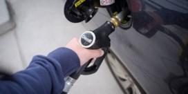 Volle tank diesel bijna euro goedkoper