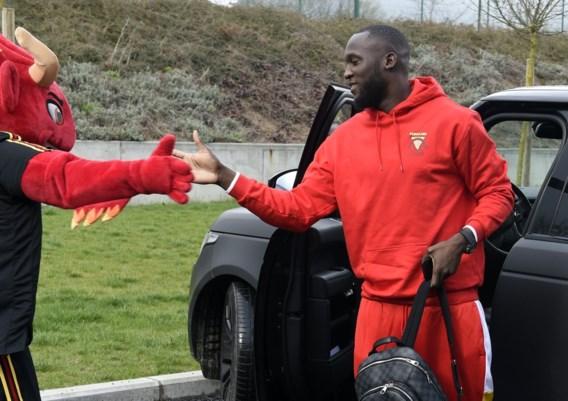 Nog meer kopzorgen voor de Rode Duivels: Mousa Dembélé en Thomas Meunier ontbreken, ook Romelu Lukaku traint niet