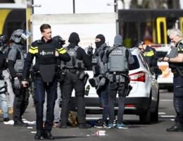 Eerste beelden na schietpartij in Utrecht