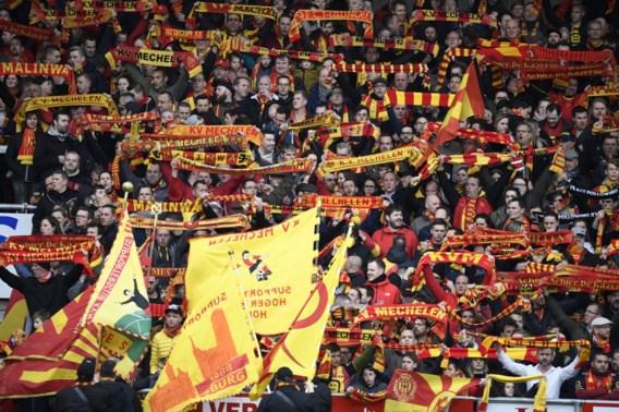 KV Mechelen vestigt in promotiefinale nieuw supportersrecord in Proximus League