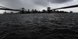 Ook New York voelt het aan zijn water