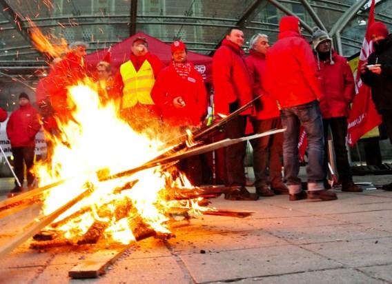 Massaal verzet bij ABVV tegen loonakkoord