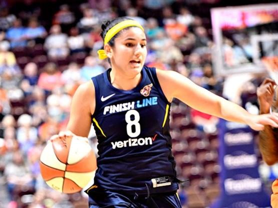 Brusselse basketbalspeelster Hind Ben Abdelkader trekt opnieuw naar WNBA