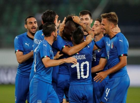 Armani kleedt de Azzurri