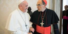 Paus weigert ontslag in opspraak geraakte Franse kardinaal