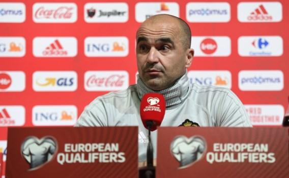 """Rode Duivels moeten ook Romelu Lukaku missen in belangrijke match tegen Rusland: """"Misschien is hij nog inzetbaar in Cyprus"""""""