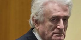Levenslang voor oorlogsmisdadiger Karadzic