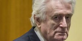 Karadzic in beroep veroordeeld tot levenslang