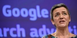Google krijgt monsterboete van 1,49 miljard euro in maag gesplitst