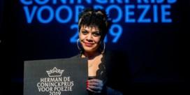 Debutante Radna Fabias wint Herman de Coninckprijs
