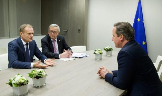 Backstage bij de Brexit