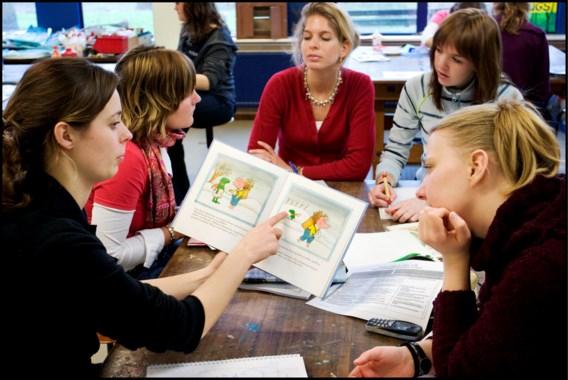De leraar Nederlands leest niet graag