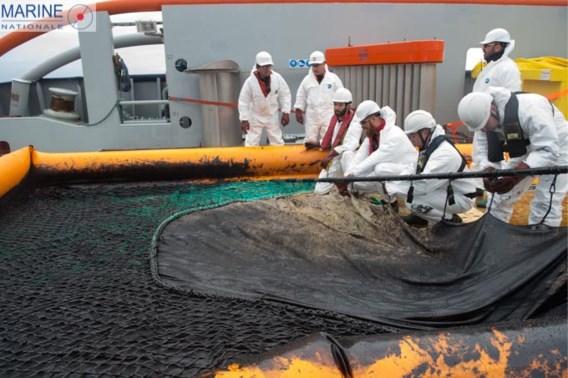Gezonken Italiaans schip had 1.050 ton gevaarlijke goederen aan boord