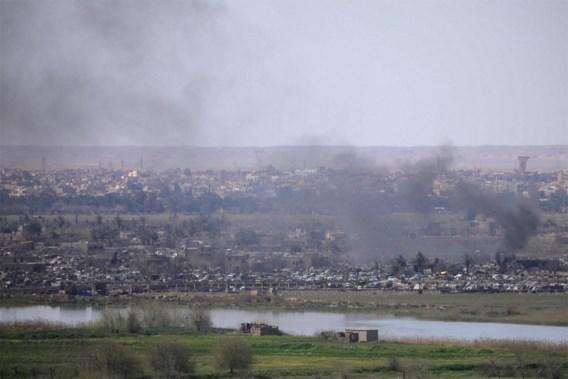 Witte Huis claimt overwinning op IS in Syrië, maar gevechten duren voort