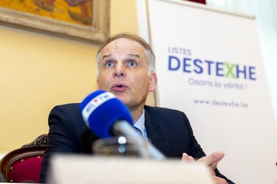 Opnieuw liberaal naar lijst van Alain Destexhe