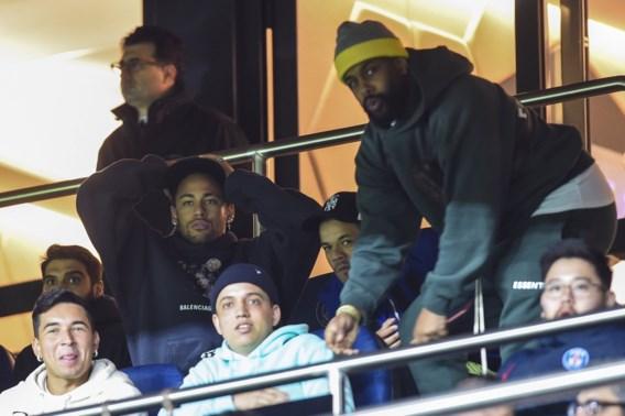 Neymar riskeert schorsing van drie speeldagen na scheldtirade bij uitschakeling in Champions League