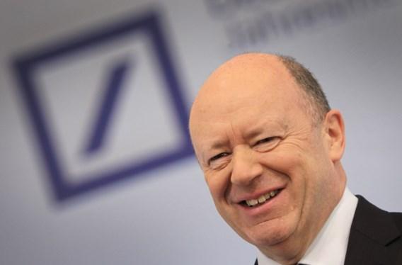 Slecht presterende ex-toplui Deutsche Bank vergaarden 24 miljoen euro aan vertrekpremies