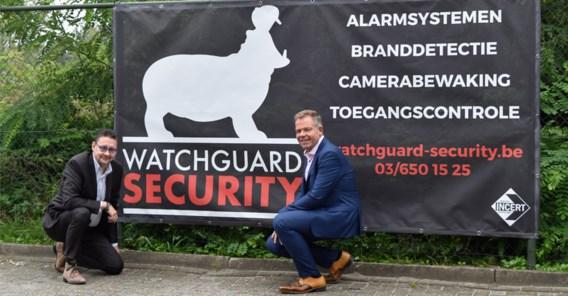 Beveiligingsspecialist uit Roeselare ziet sector blijven groeien