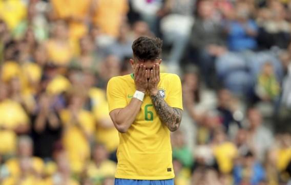 Brazilië raakt niet voorbij Panama in vriendenmatch