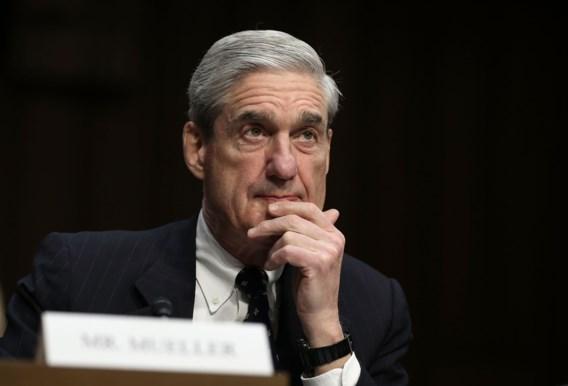'Geen nieuwe aanklacht' voorgesteld in Mueller-rapport