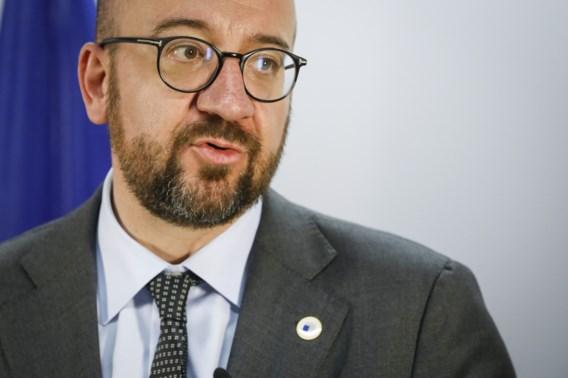 Woordvoerder premier Michel: 'Uitspraak over nationaal-socialistische cocktail was lapsus'