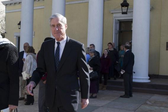 Mueller vindt geen bewijzen voor samenzwering tussen Moskou en Trump