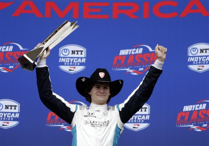 INDYCAR. Nauwelijks achttienjarige Herta wint in Austin