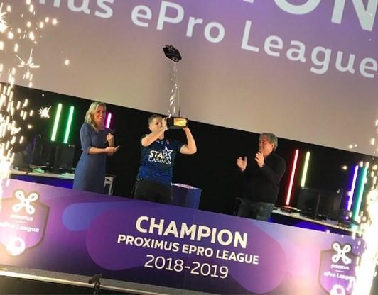 Moeskroen is kampioen: Les Hurlus winnen allereerste editie van ePro League op FIFA19