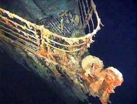 Wrak Titanic tijdelijk toegankelijk voor toeristen met groot budget