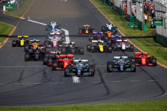 F1-kalender 2020 telt recordaantal van 22 races