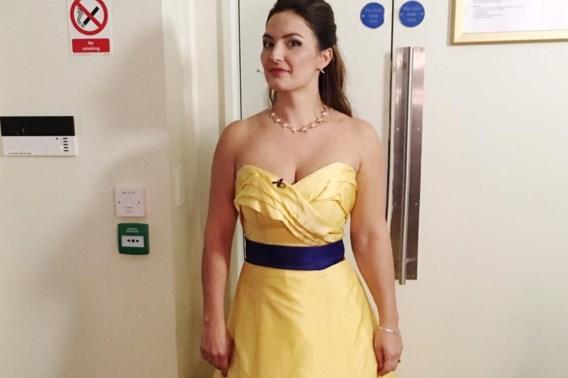 Britse operazangeres mag niet optreden in 'Europese' jurk