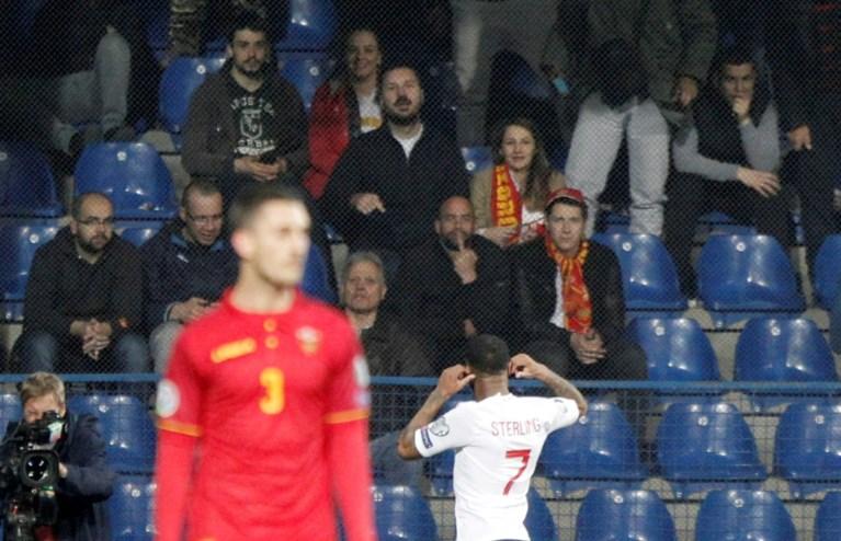 Engelsen geschokt na apengeluiden tijdens interland, UEFA opent procedure tegen Montenegro