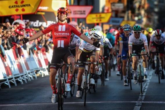 Chris Froome valt, Thomas De Gendt blijft leider en ritzege voor Michael Matthews in Ronde van Catalonië