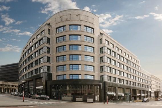 Het nieuwe thuis van De Standaard: we Shell overcome