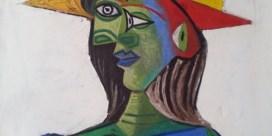 Gestolen Picasso gevonden in Amsterdam