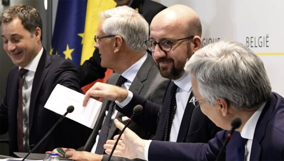 Premier Michel over Brexit: 'Burgers en bedrijven zo goed mogelijk beschermen'