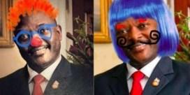 Snorretje tekenen op een foto van de president? In Burundi beter niet