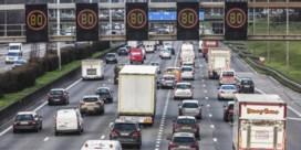 'Maximumsnelheid Antwerpse Ring moet dalen naar 80 kilometer per uur'