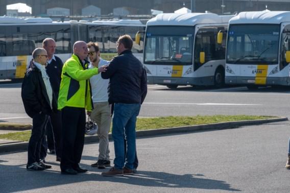 Twee gevallen van agressie op buschauffeurs in Antwerpen in dag tijd