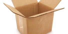Scoop | De ene lege doos is schadelijker dan de andere