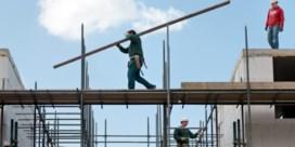 Angst voor betonstop: aantal bouwaanvragen stijgt spectaculair